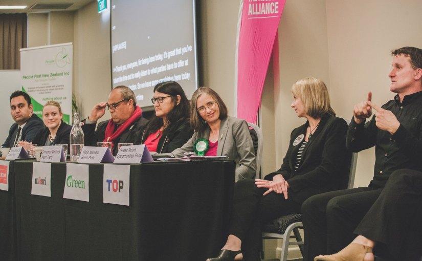 Disability & Politics: Where To Next For NewZealand?