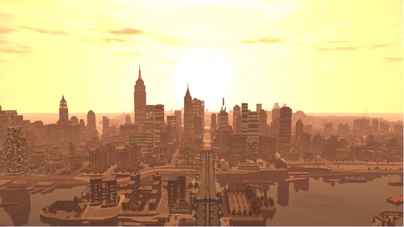 Liberty City incoming to GTAV