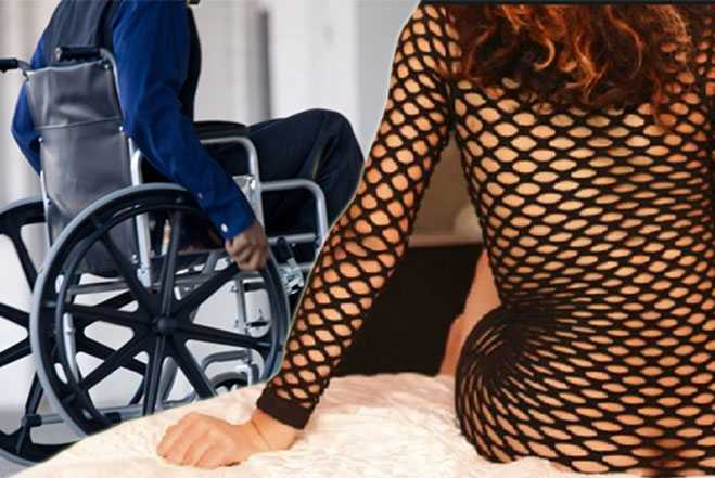 Assumptions About Disabled People's Sex Drives & Seeing AnEscort