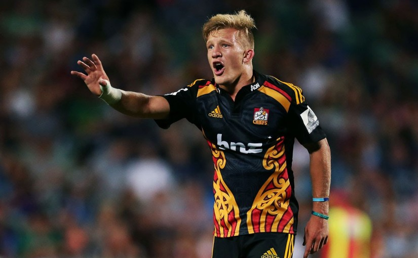 McKenzie's Enoyable Time At Chiefs Makes Decision To StayEasier
