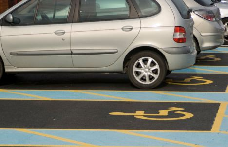 Auckland Transports' Refusal To Re-Paint Mobility Parking Is A CopOut