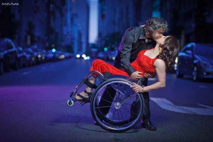 Sex & Disability: Smashing down thebarriers