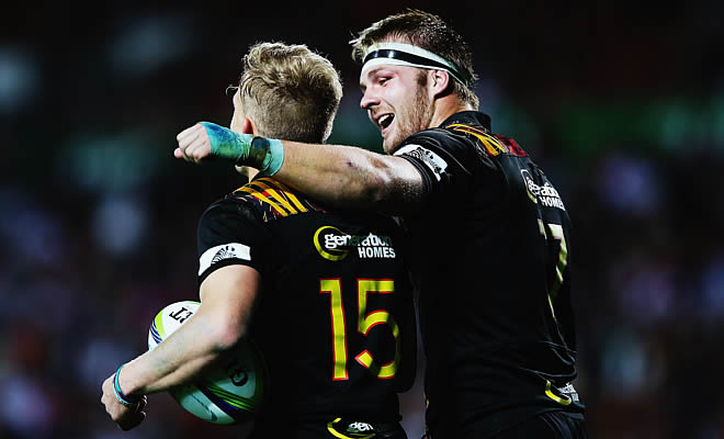 Chiefs prepare to launch beginning with home clash againstRebels