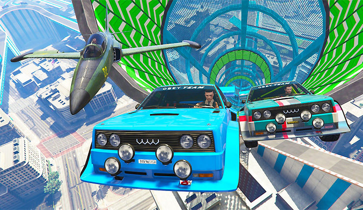 GTA Online: Changing The Game ForRockstar