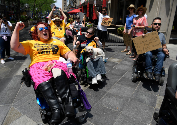 Disability's Brave New World Needs Strong Attitude To BeSuccessful