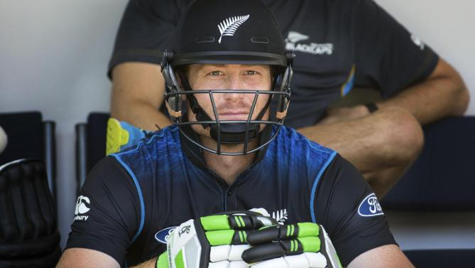 Guptill Not Disappointed Over IPLSnub