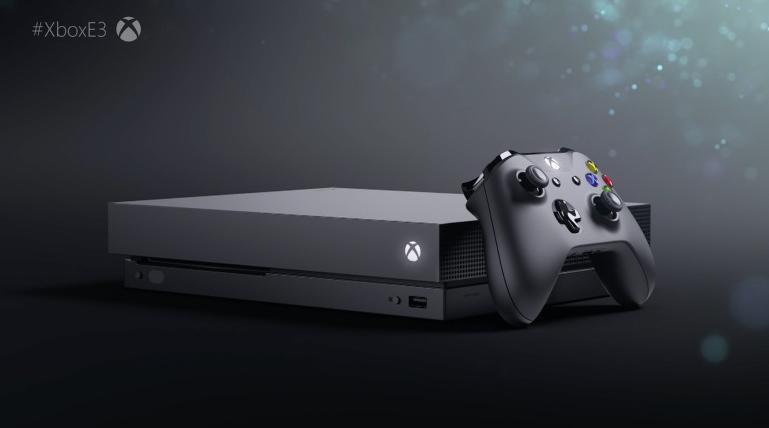 E3 2017: Xbox One X releasing inNovember