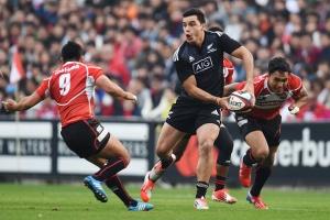 Maori All Blacks v Japan