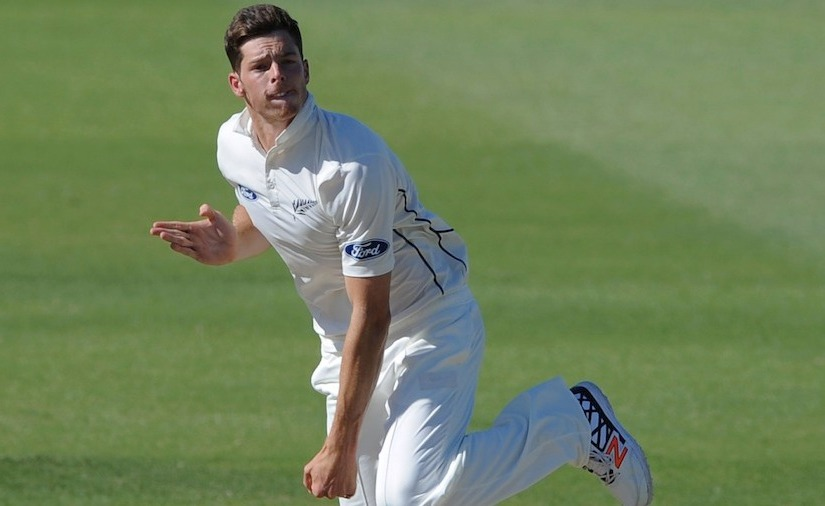 Mitch Santner shows long-term quality in Blackcapsdebut