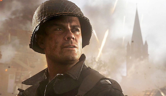 REVIEW: Call Of Duty WWII Successfully Returns ToHistory