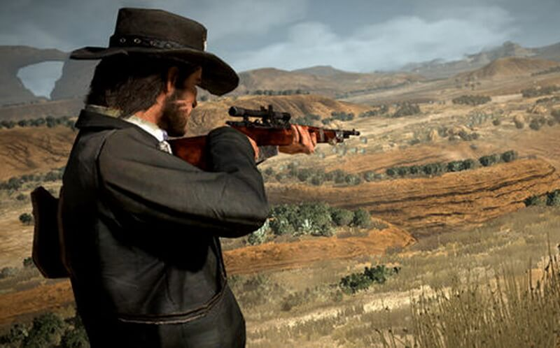 Red Dead Redemption 2 officiallyannounced