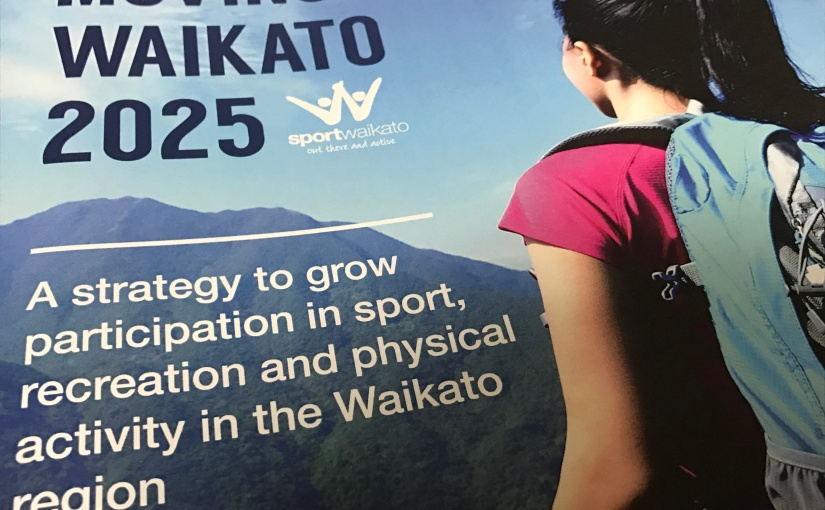 Sport Waikato boss confident in newstrategy