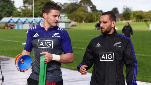 Steve Hansen faces difficult selection for No.10 starter against Wallabies