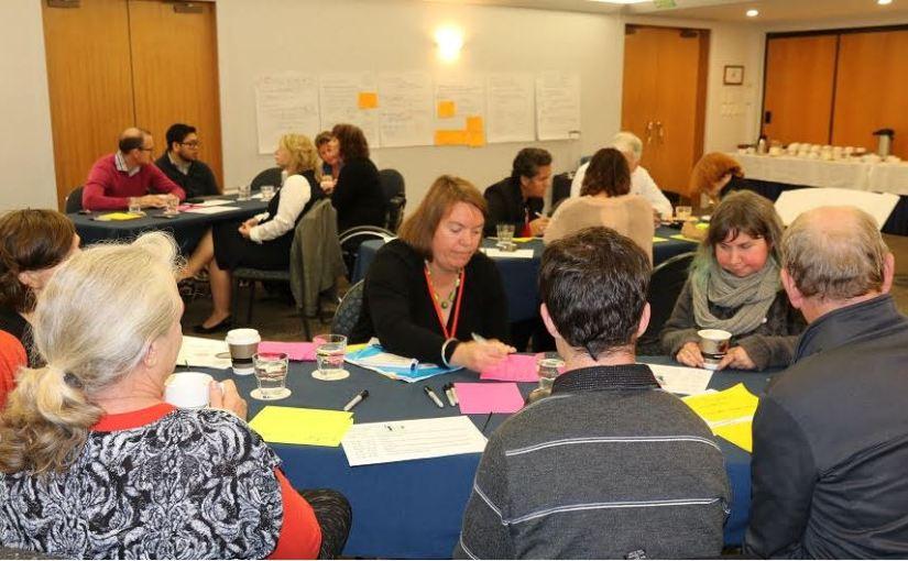 System Transformation workshops off to underwhelmingstart