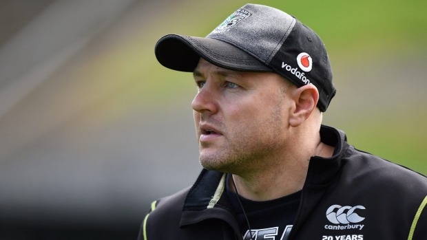 Andrew McFadden Will Pay The Highest Price For Warriors Off-FieldIssues