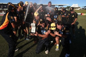 Ford Trophy Final - Wellington v Northern