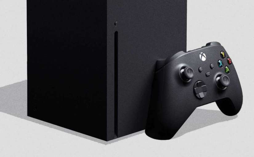 Microsoft's Next-Gen Console Revealed As Xbox SeriesX