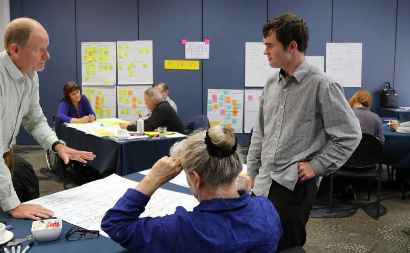 DSS System Transformation Co-Design Group aims to keep itsimple