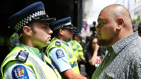 TPP Protests An Embarrassment For NewZealand