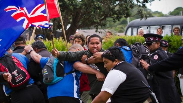 Stupid Waitangi Marae Committee forced PM intodecision