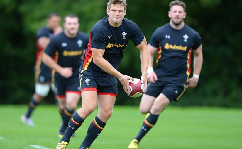 Wales complete final trainingsession