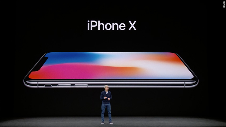 iPhone X To Retail From $1000USD InNovember
