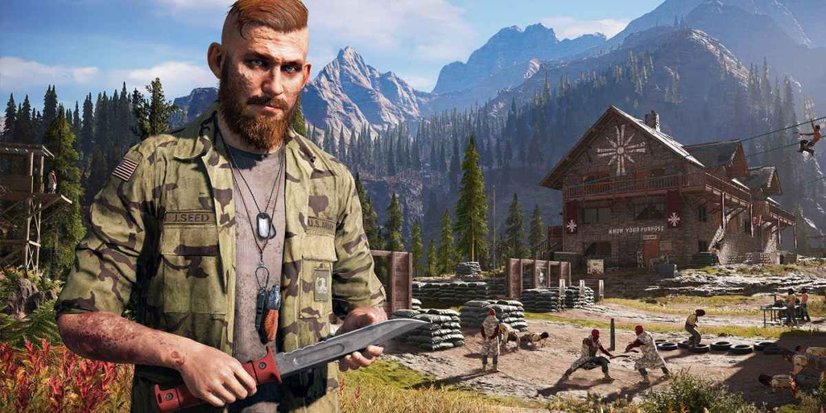 Far Cry 5 Promises To Be A Mixed Bag Real Michael Pulman