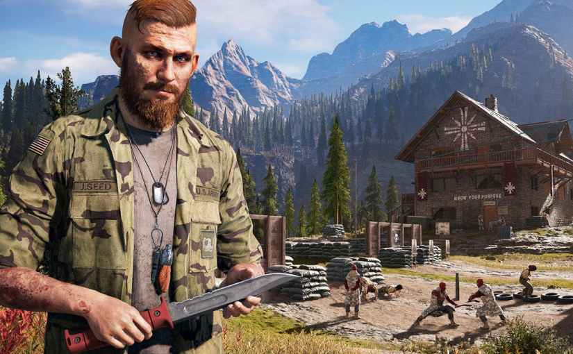 Far Cry 5 Promises to be a MixedBag
