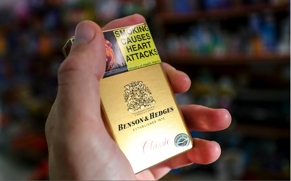 """Cigarette Tax and Plain Packaging could be """"hit andmiss"""""""