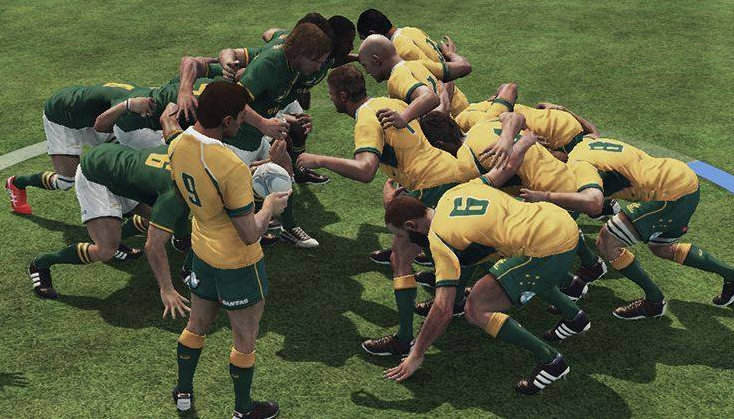 Rugby Challenge 3: New Game With OldAnnoyance