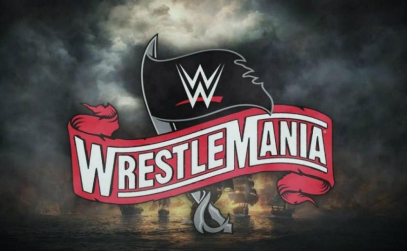 Review: WrestleMania 36 Was Pretty Good But AlsoTerrible