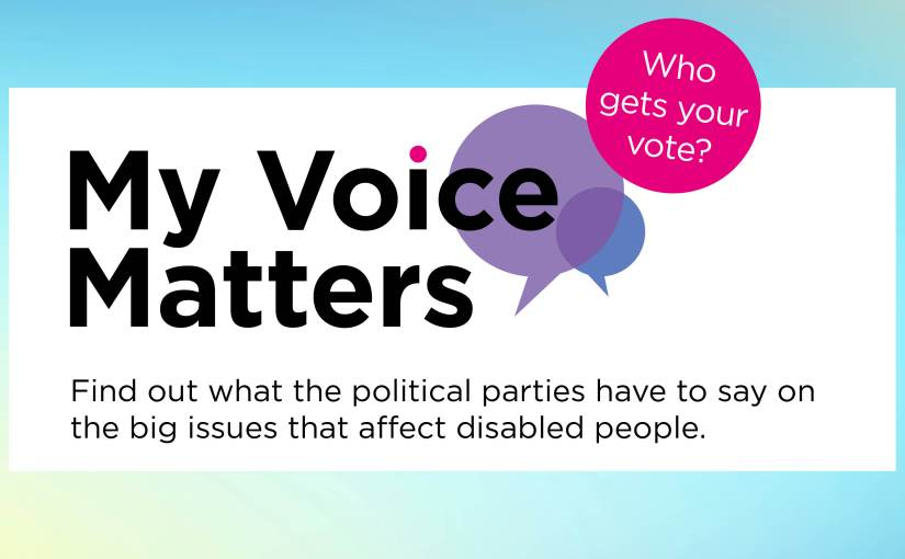 Candidates Struggle To Get Point Across At Disability Election Forum Full Of InterestingIdeas