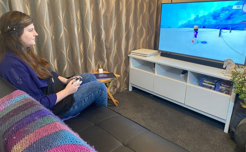 Kiwi Scores Big With Rubbish Collection Game OnPlayStation