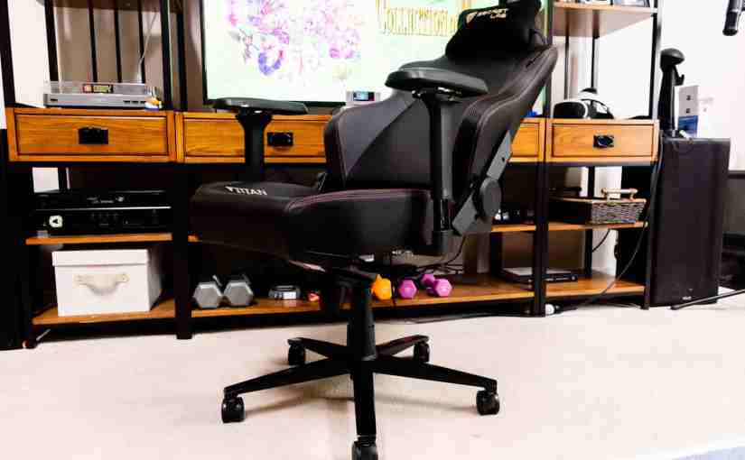 Secretlab Titan 2020: A Gaming Chair For DisabledGamers?